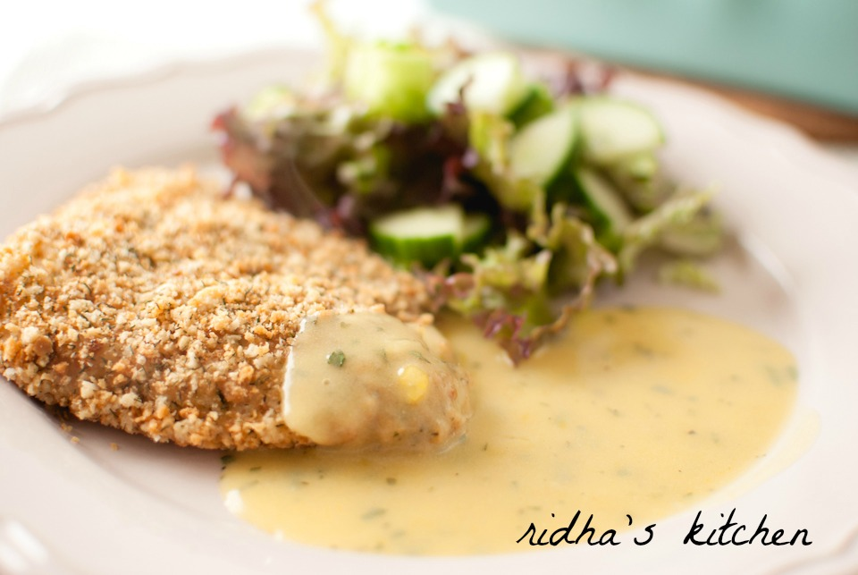 Baked breaded fish ridha 39 s kitchen for How to make breaded fish