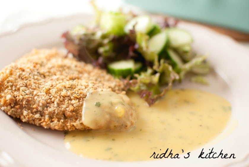 Baked breaded fish ridha 39 s kitchen for Breaded fish in oven