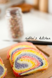 Rainbow bread