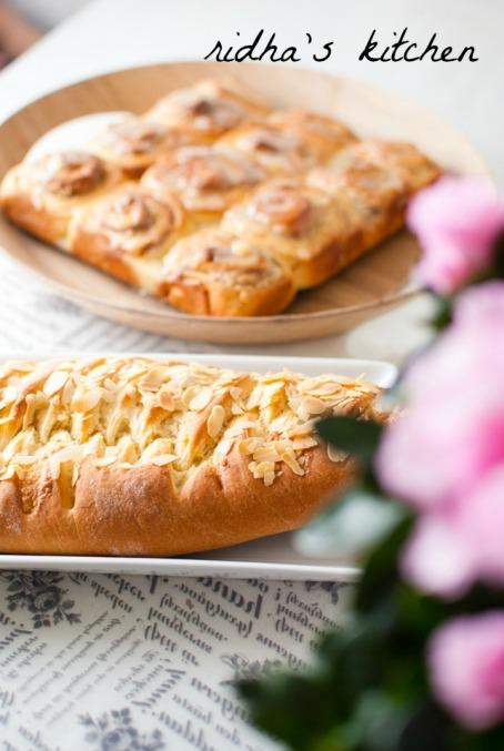 Almond bread