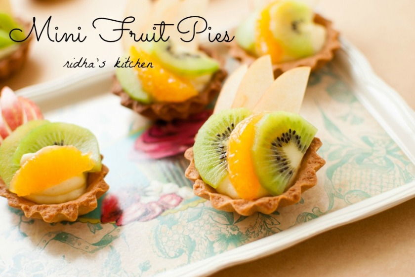 Fruit pie