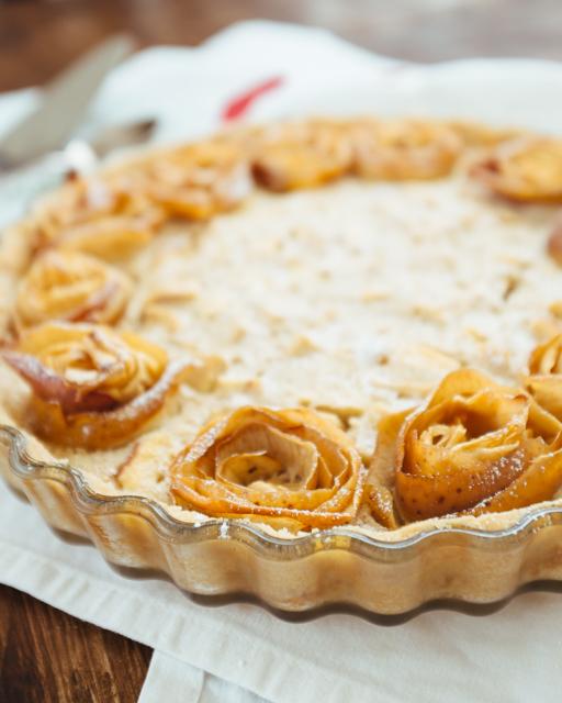 Alas, this pie is no more, it got eaten.