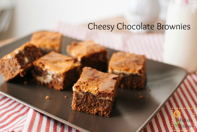 Cheesy Brownies