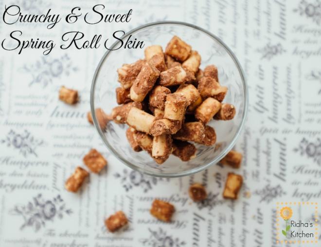 sweet spring roll skin